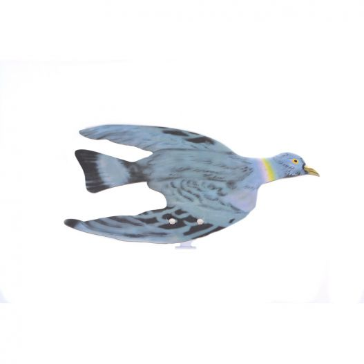 Tir aux pigeons mécaniques 3 pièces
