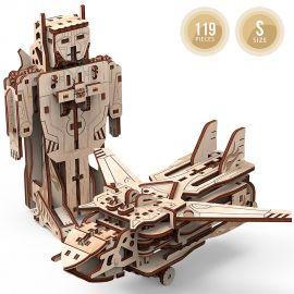 Puzzle mauette 3D
