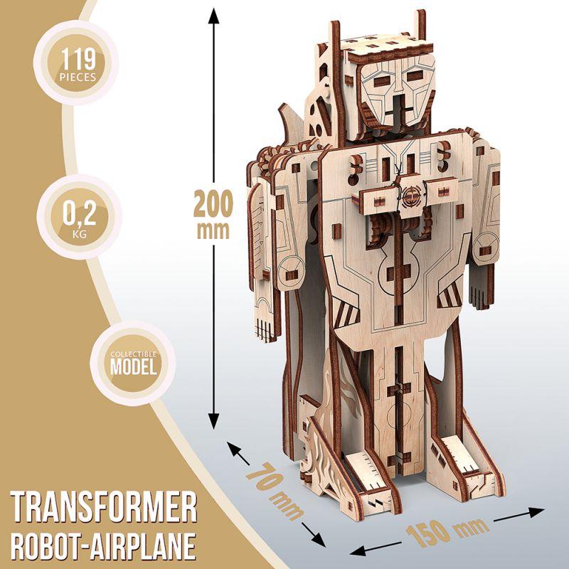 Puzzle pour adultes en 3D