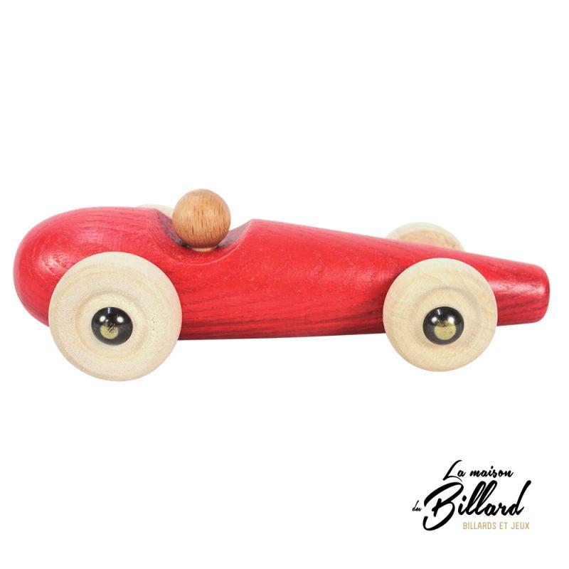 Jouet en bois voiture