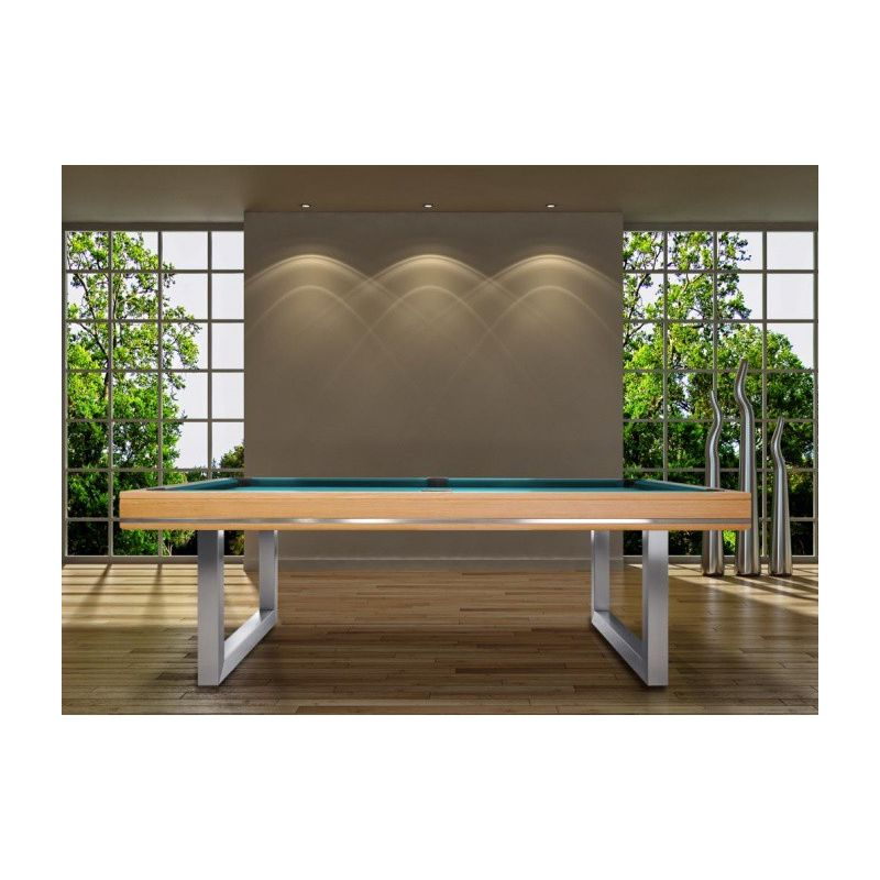 100 billard loft transformable en table table billard convertible loux - Billard blacklight prix ...