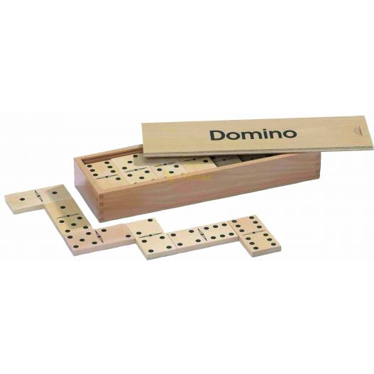 Grands dominos en bois