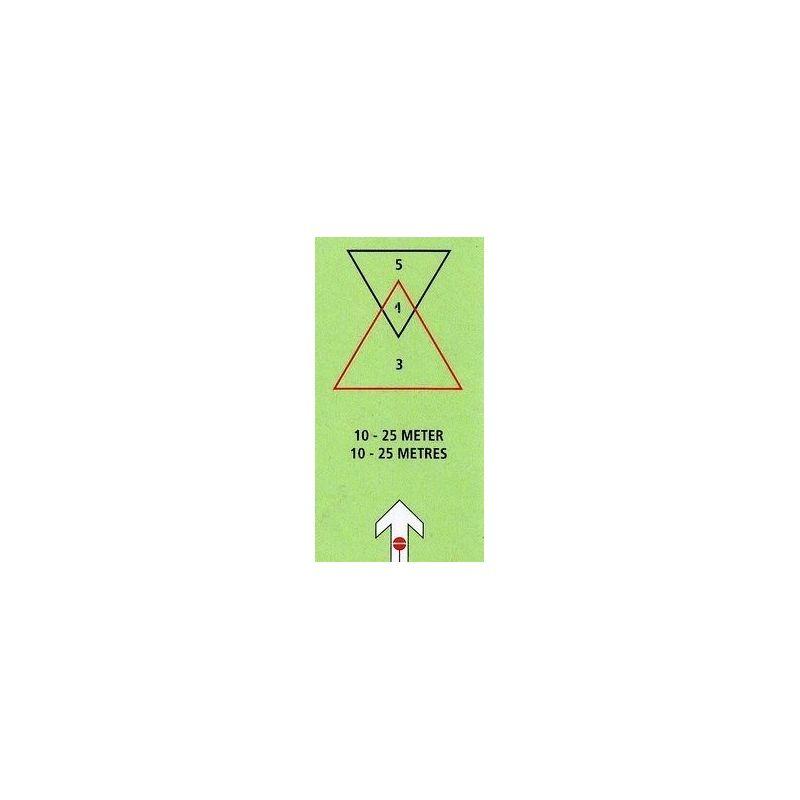 Fléchettes danoises - fléchettes de pelouse