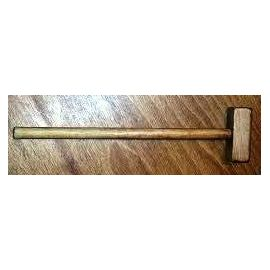 Marteau en bois pour jeux de marteaux