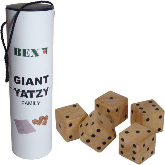 Yatzy Géant ou Yam's XXL