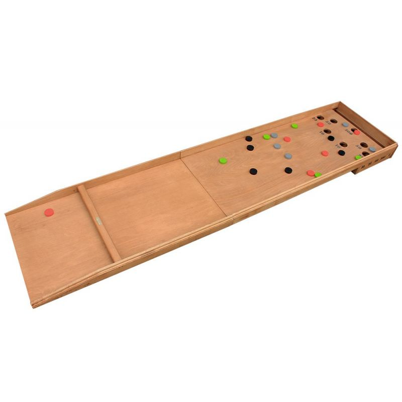 Billard palets grand jeu en bois for Grand jeu exterieur animation