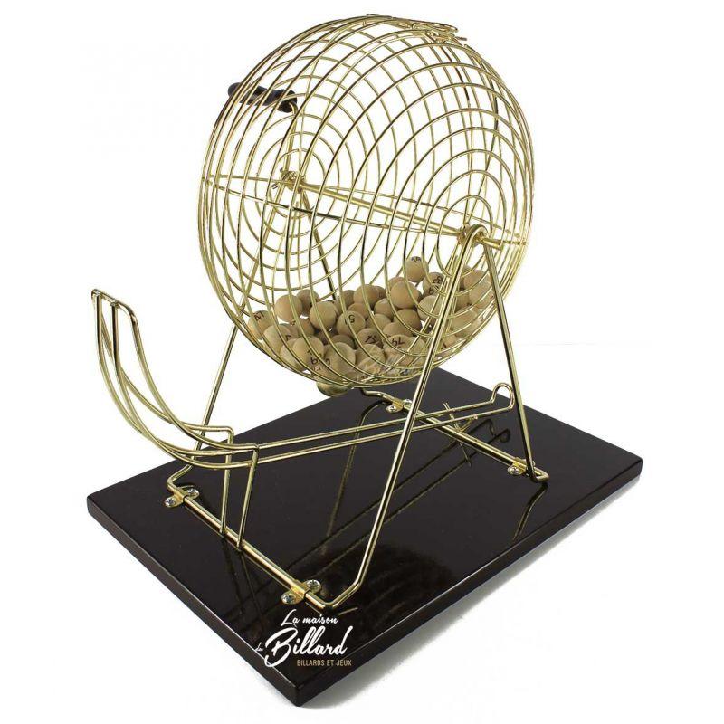 Cage pour jeu loto