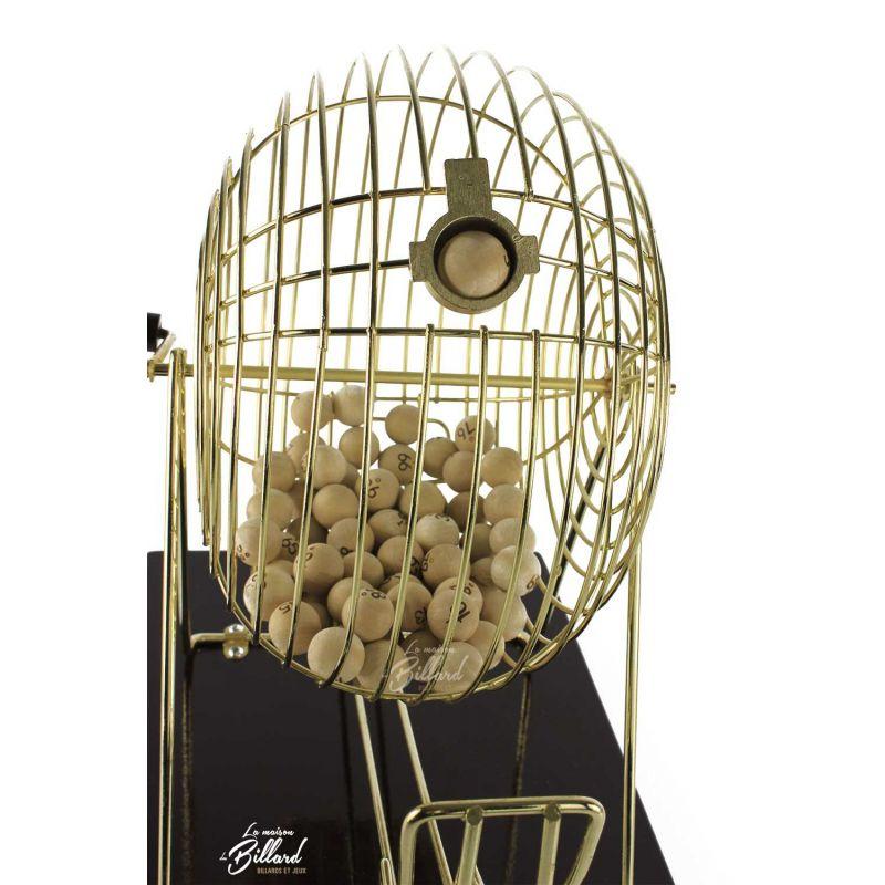 Cage à jeu lotto