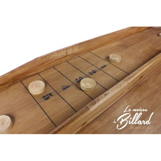 jeu en bois Billard a rebond