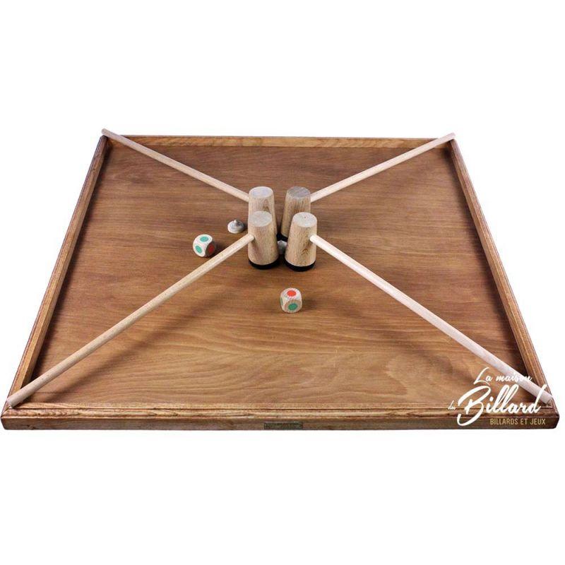 Jeux en bois chaise musicale