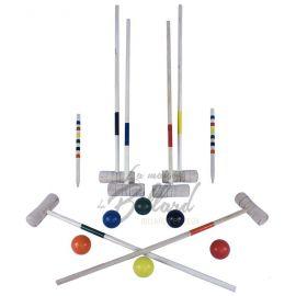 jeu Croquet Familly 6 joueurs