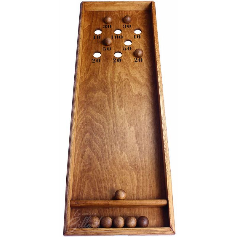 billard japonais ancien jeu en bois traditionnel de f te foraine. Black Bedroom Furniture Sets. Home Design Ideas