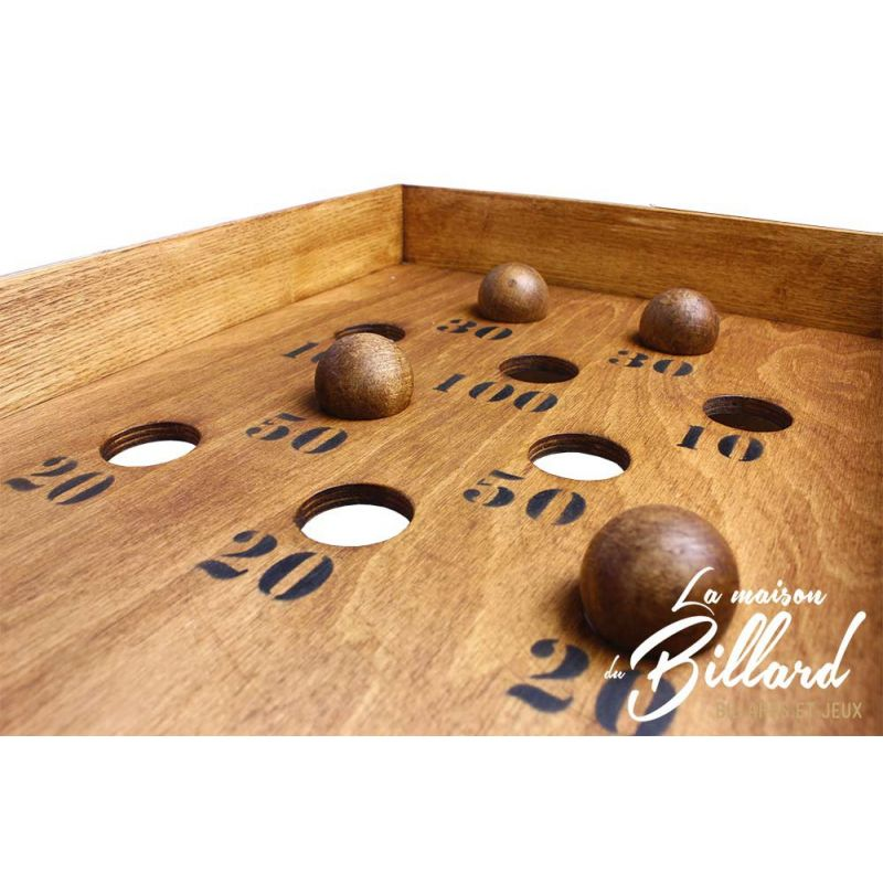 billard japonais ancien jeu en bois traditionnel de f te foraine. Black Bedroom Furniture Sets. Home Design Ideas