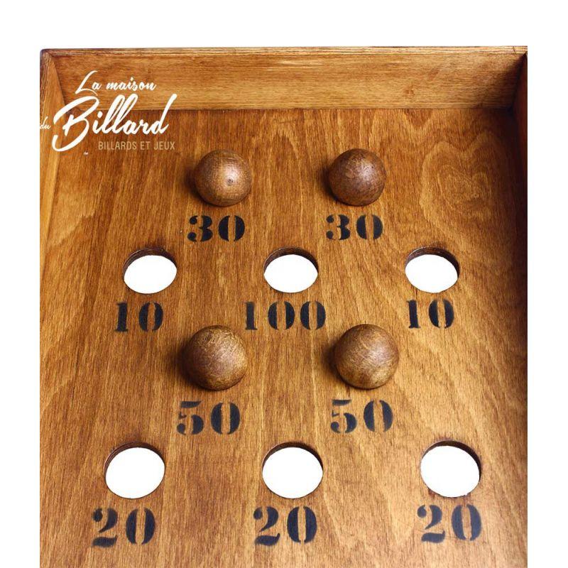 Ancien jeu en bois billard japonais