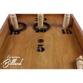 jeux traditionnel anneau quille