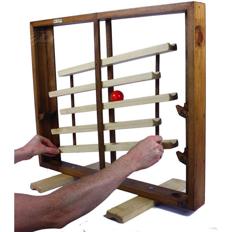 equibille jeu en bois d 39 adresse. Black Bedroom Furniture Sets. Home Design Ideas