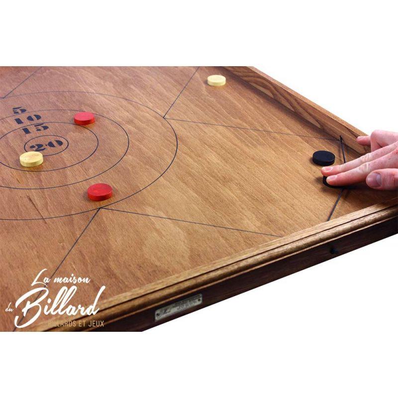 Tir sur cible à élastique 4 joueurs