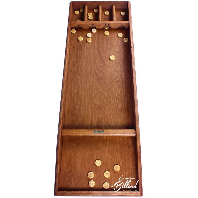 jeu en bois du billard hollandais finition l 39 ancienne. Black Bedroom Furniture Sets. Home Design Ideas