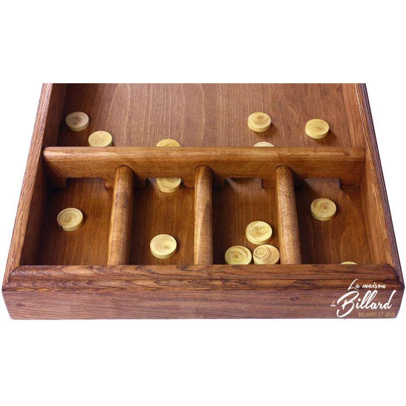 jeu en bois du billard hollandais finition l 39 ancienne. Black Bedroom Furniture Sets. Home Design Ideas