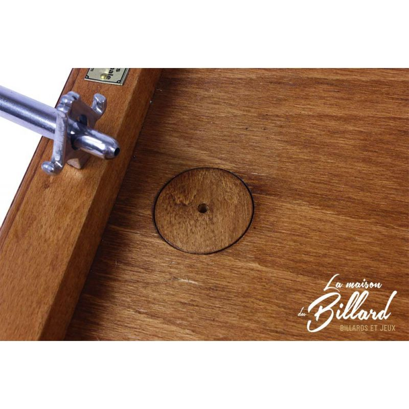 jeu traditionnelle en bois billard Nicolas