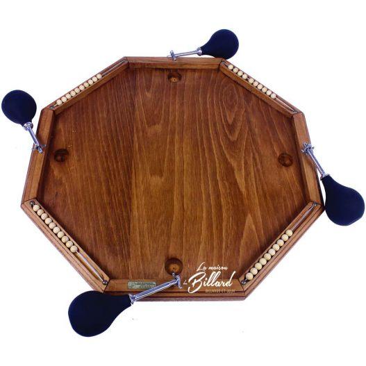 Billard nicolas ancien jouet en bois