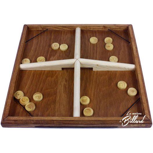 Table à élastique 4 joueurs de comptoir