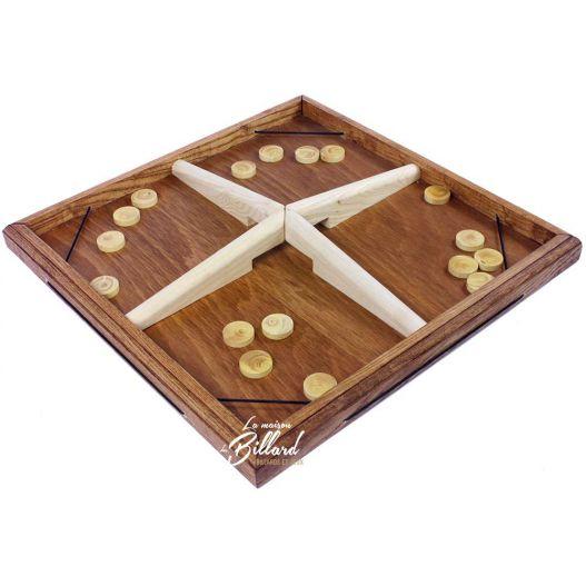 jouet en bois table a elastique
