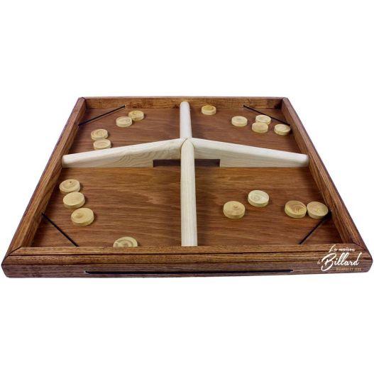 jouet en bois planche a rebond