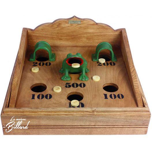 jeu de Grenouille de table