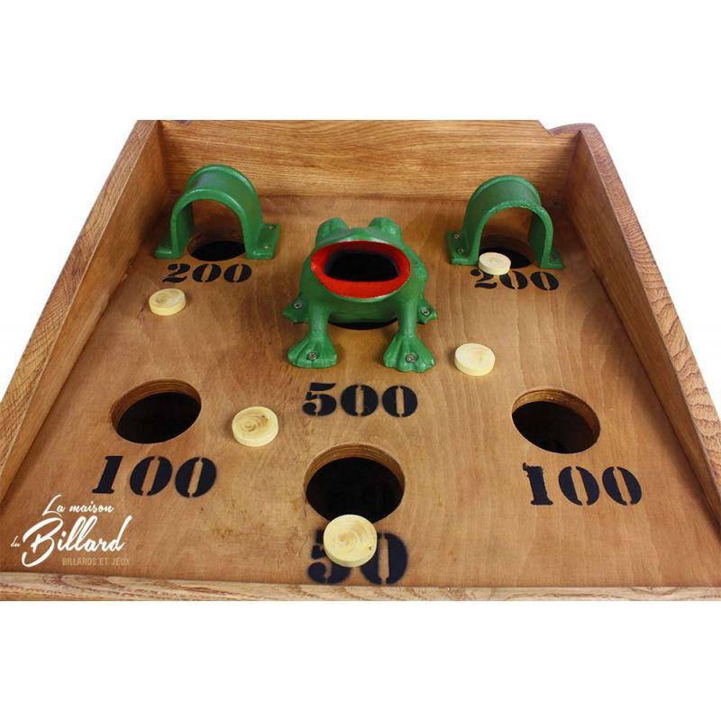 jeu de Grenouille de table