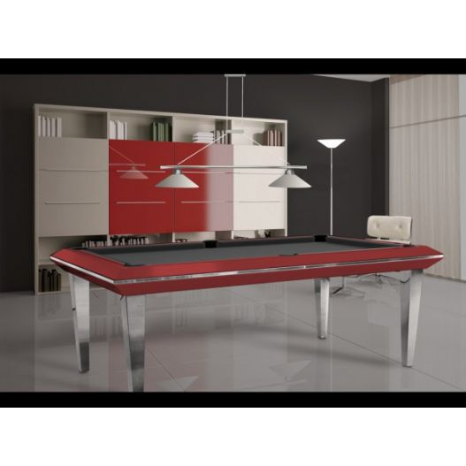 Billard QUARTZ, Excellence, Inox brillant