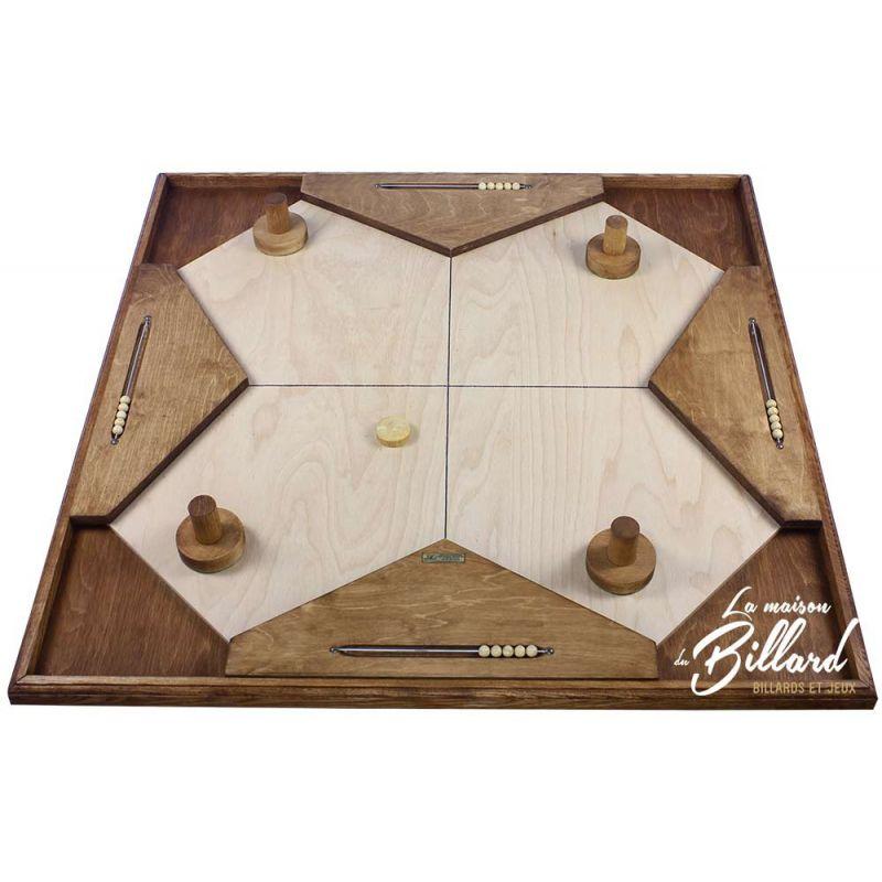 100 billard transformable en table fabrication jeux g ant en bois adul - Fabriquer son billard ...