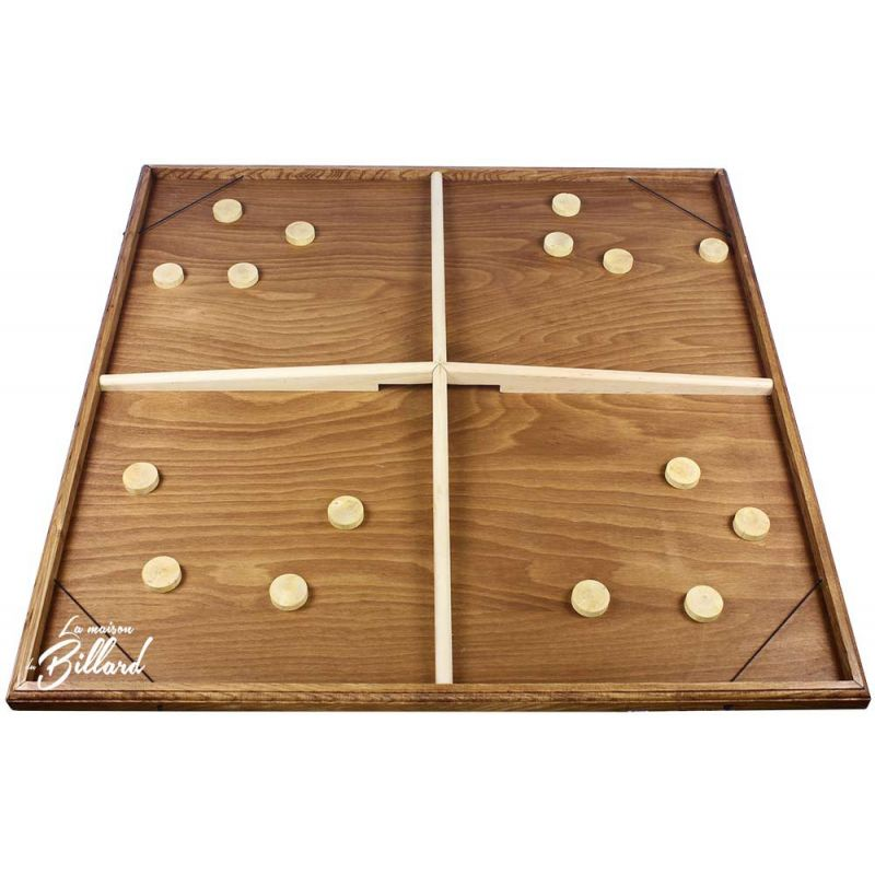 table elastiques 4 joueurs. Black Bedroom Furniture Sets. Home Design Ideas