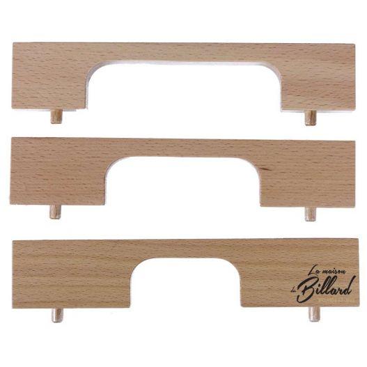 Paletino Jeu de palets en bois