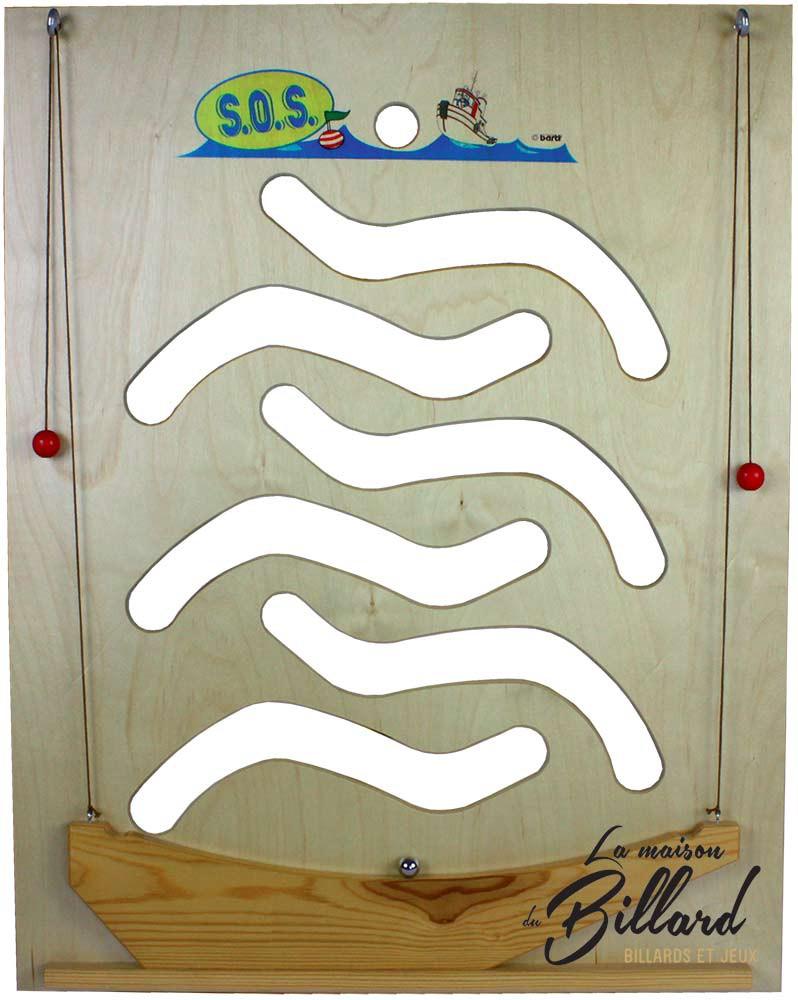 Planche S.O.S Jeu pour kermesses et animations