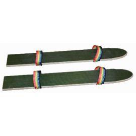 jeu coordination skis