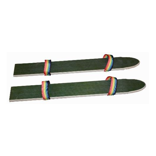 Skis 2 personnes