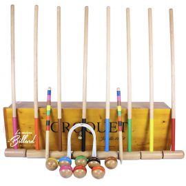 jeu croquet haut de gamme