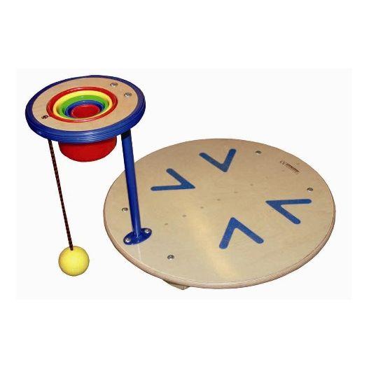 """Jeu d'équilibre  2 en 1 """"Equilibry"""" -Proprioception"""