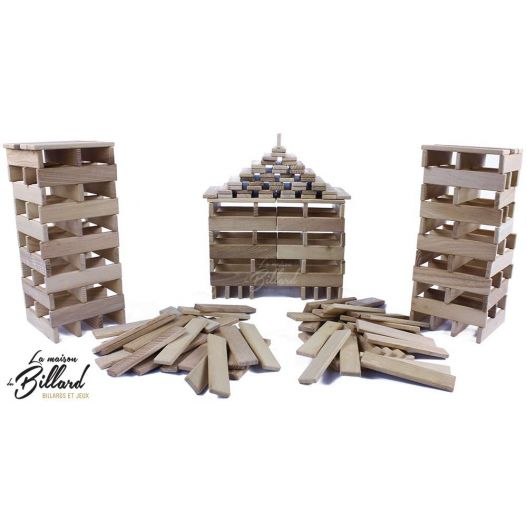 200 Planchettes pour construire et grandir