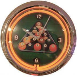 Horloge lumineuse
