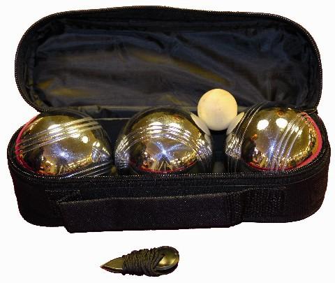 Set 3 boules pétanque pas cher
