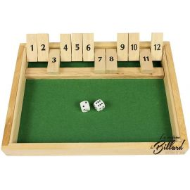 Fermez la boite de 12 shut the box