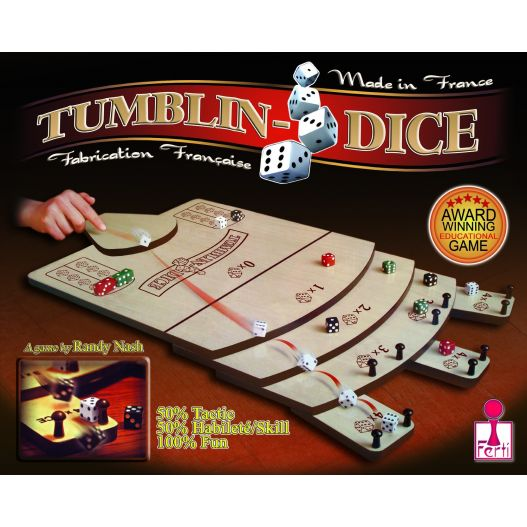 tumblin dice Medium