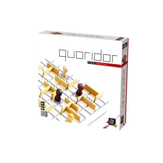jeu société Quoridor
