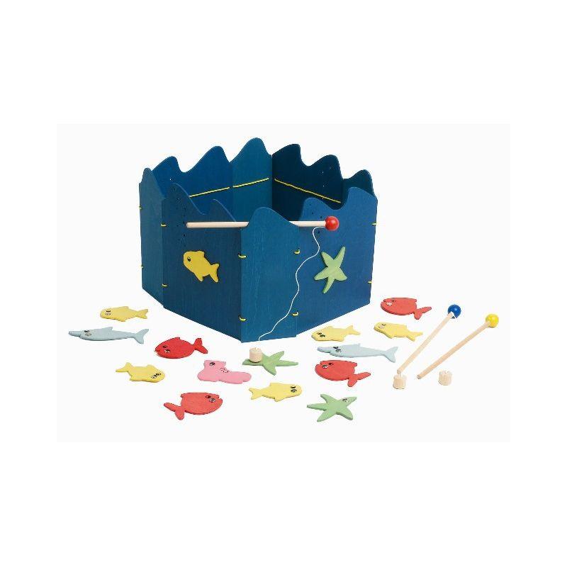 jeu pêche magnetique