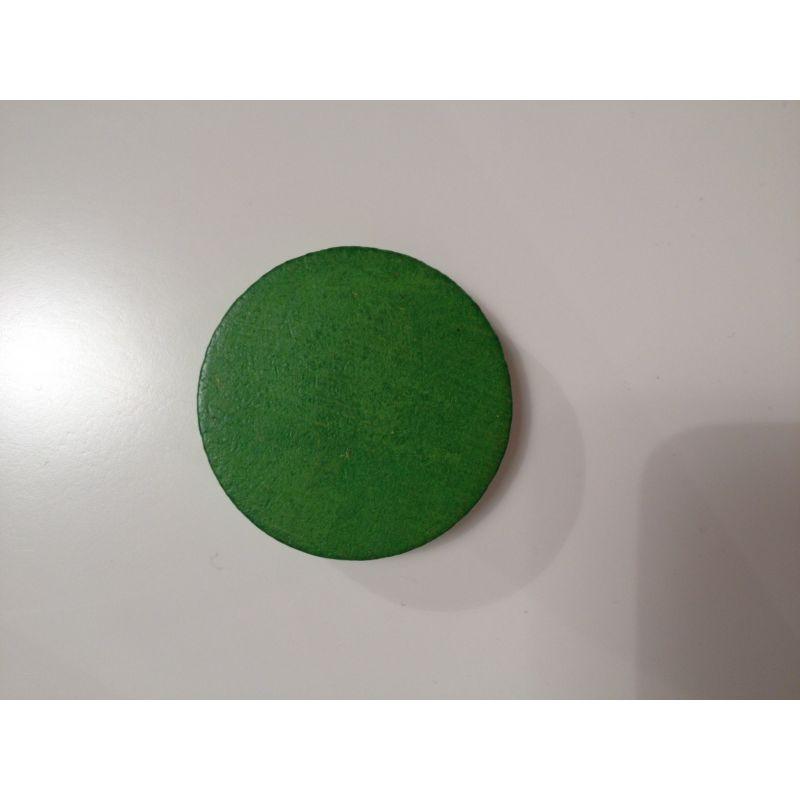 Palet en hêtre Vert 47 mm x 13 mm