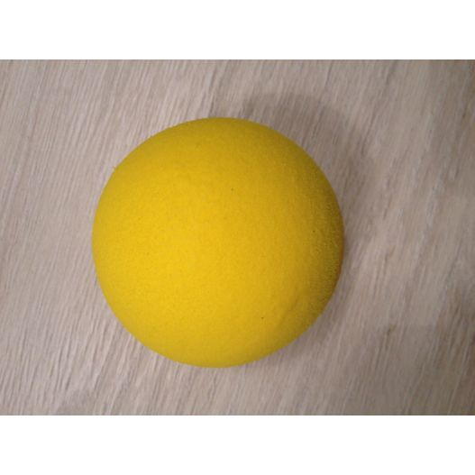 Balle en mousse 70 mm