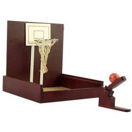 Basket ball en bois