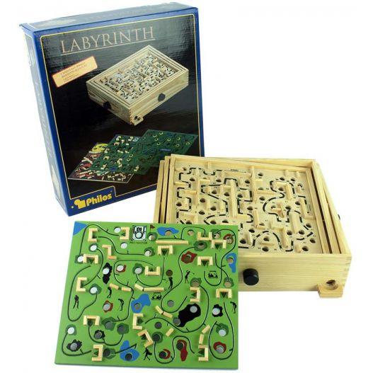 Labyrinthe Multi jeux